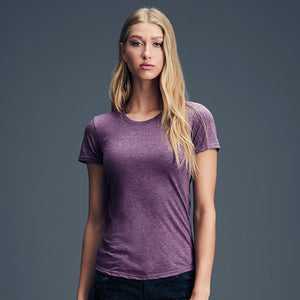 Anvil   Womens Triblend Tee