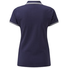 Load image into Gallery viewer, Asquith & Fox  Womens Classic Fit Tipped Polo