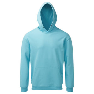 Asquith & Fox  Mens Coastal Vintage Wash Loop Back Hoodie