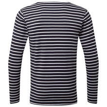 Load image into Gallery viewer, Asquith & Fox  Mens Mariniere Coastal Long Sleeve Tee