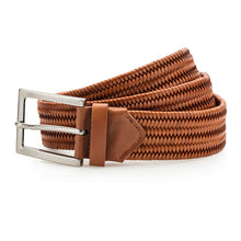 Load image into Gallery viewer, Asquith & Fox  Leather Braid Belt