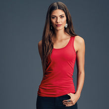 Load image into Gallery viewer, Anvil  Womens Stretch Tank
