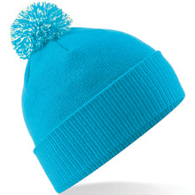 Load image into Gallery viewer, Beechfield Junior Snowstar Beanie