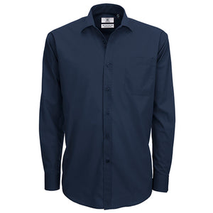 B&c Collection  B&c Smart Long Sleeve /men
