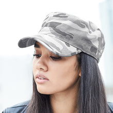 Load image into Gallery viewer, Beechfield Camo Army Cap