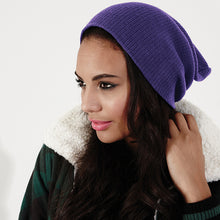 Load image into Gallery viewer, Beechfield Slouch Beanie