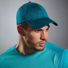 Load image into Gallery viewer, Beechfield  Spacer Marl Stretch-fit Cap