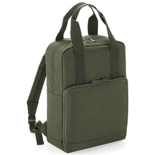 Load image into Gallery viewer, Bagbase  Twin Handle Backpack