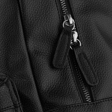 Load image into Gallery viewer, Bagbase  Faux Leather Fashion Backpack