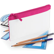 Load image into Gallery viewer, Bagbase Sublimation Pencil Case