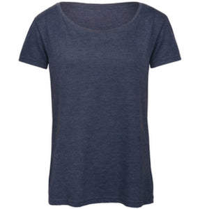 B&c Collection  B&c Triblend /women