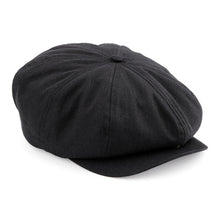Load image into Gallery viewer, Beechfield Newsboy Cap