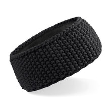 Load image into Gallery viewer, Beechfield Slopeside Waffle Headband
