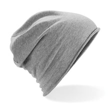 Load image into Gallery viewer, Beechfield Jersey Beanie