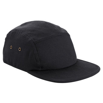 Beechfield Canvas 5 Panel Cap