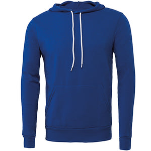 Bella + Canvas Unisex Poly/cotton Fleece Pullover Hoodie