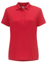 Load image into Gallery viewer, Callaway  Womens Micro Hex Polo