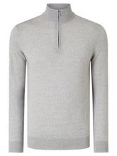 Load image into Gallery viewer, Callaway  Ribbed 1/4 Zip Merino Sweater
