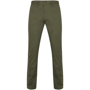 Front Row Stretch Chinos Tagless