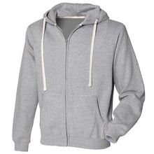 Load image into Gallery viewer, Front Row Zip Through Hoodie