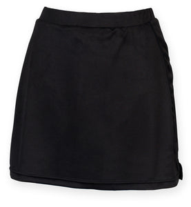 Finden & Hales Womens Skort With Wicking Finish
