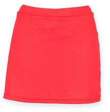 Load image into Gallery viewer, Finden & Hales Womens Skort With Wicking Finish