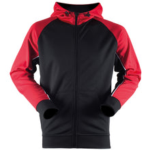 Load image into Gallery viewer, Finden & Hales Panelled Sports Hoodie