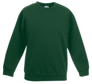 Fruit Of The Loom Premium 70/30 Kids Set-in Sweatshirt