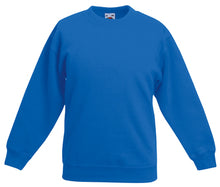 Load image into Gallery viewer, Fruit Of The Loom Premium 70/30 Kids Set-in Sweatshirt