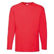 Load image into Gallery viewer, Fruit of the Loom Valueweight Long Sleeve T-shirt