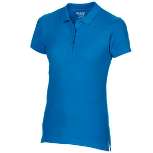 Gildan Womens Premium Cotton Double Piqu Sport Shirt