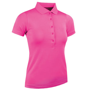 Glenmuir  G.paloma Womens Performance Pique Shirt (lsp2540-palo)