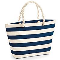 Load image into Gallery viewer, Westford Mill  Nautical Beach Bag