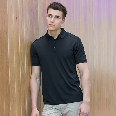 Henbury  Stretch Polo Shirt With Wick Finish