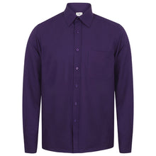 Load image into Gallery viewer, Henbury Wicking Antibacterial Long Sleeve Shirt