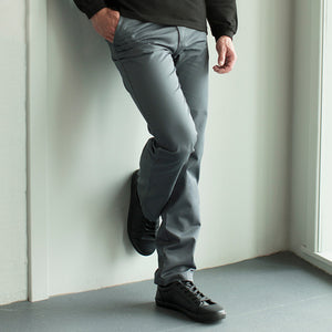 Henbury 65/35 Flat Fronted Chino Trousers