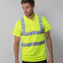 Load image into Gallery viewer, Rty High Visibility  High-visibility Polo
