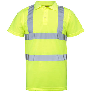 Rty High Visibility  High-visibility Polo