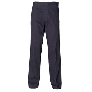 Henbury Teflon Coated Flat Front Chino