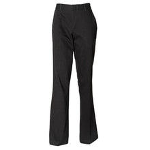 Load image into Gallery viewer, Henbury Womens Teflon Coated Flat Front Trouser