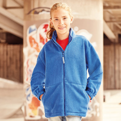 Jerzees Schoolgear Kids Reversible School Jacket