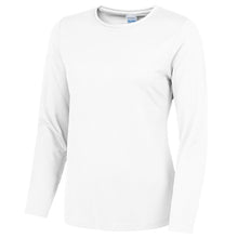 Load image into Gallery viewer, Awdis - Just Cool Girlie Long Sleeve Cool T