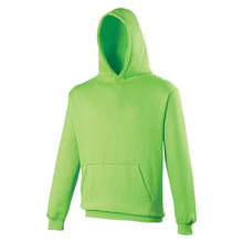 Load image into Gallery viewer, Awdis - Just Hoods Kids Electric Hoodie