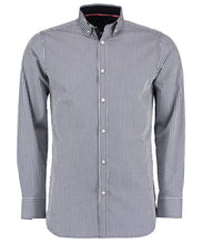 Load image into Gallery viewer, Kustom Kit  Clayton & Ford Gingham Shirt Long Sleeve