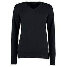 Load image into Gallery viewer, Kustom Kit Womens Arundel Sweater Long Sleeve