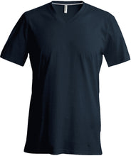 Load image into Gallery viewer, Kariban Short Sleeve V-neck T-shirt