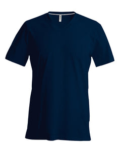 Kariban Short Sleeve V-neck T-shirt