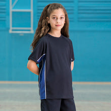 Load image into Gallery viewer, Finden & Hales Kids Performance Panel T-shirt