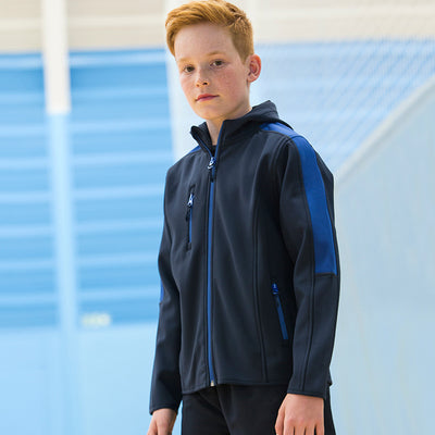 Finden & Hales  Kids Active Softshell Jacket