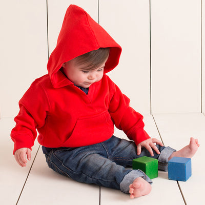 Larkwood Toddler Hooded Sweatshirt With Kangaroo Pocket
